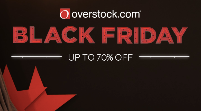 Overstock Black Friday 2015 Ad