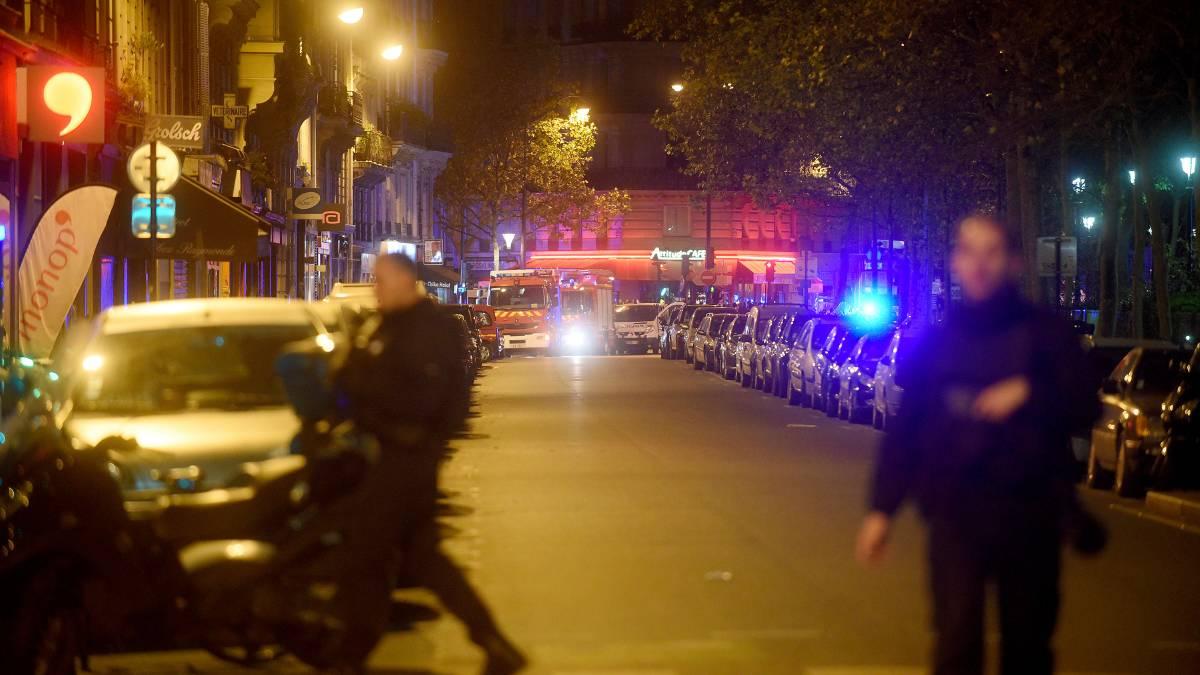 Paris Attacks iPhone Encryption