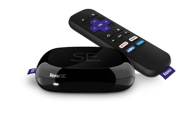 Roku SE Streaming Player Black Friday