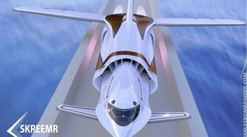 New York London Supersonic Jet Travel