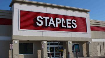 Staples Business Savings Event Black Friday