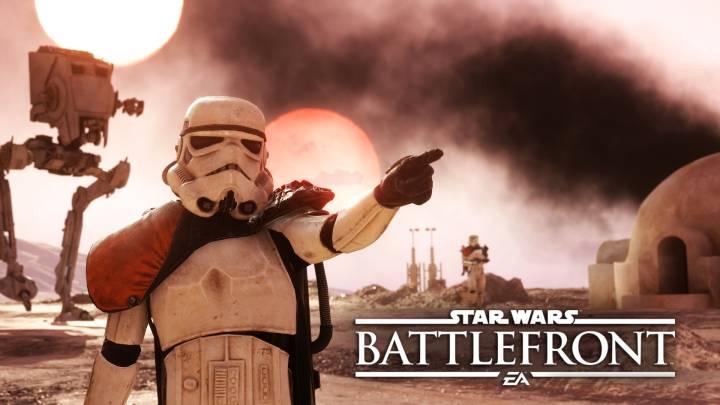 Star Wars Battlefront Impressions