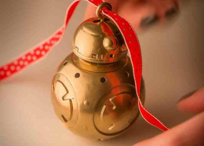 Star Wars BB-8 3D Printed Christmas
