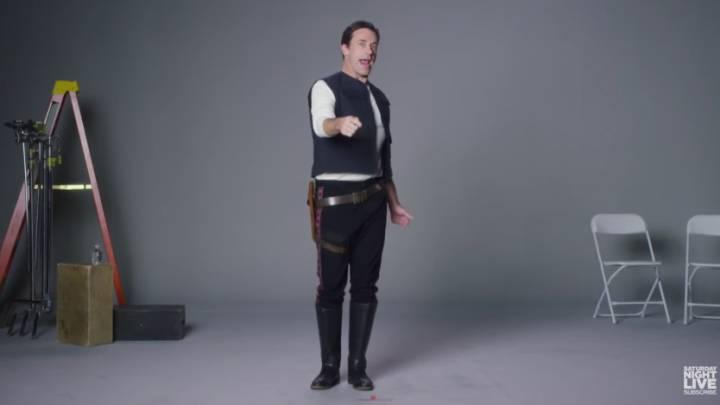 Star Wars Force Awakens SNL Sketch