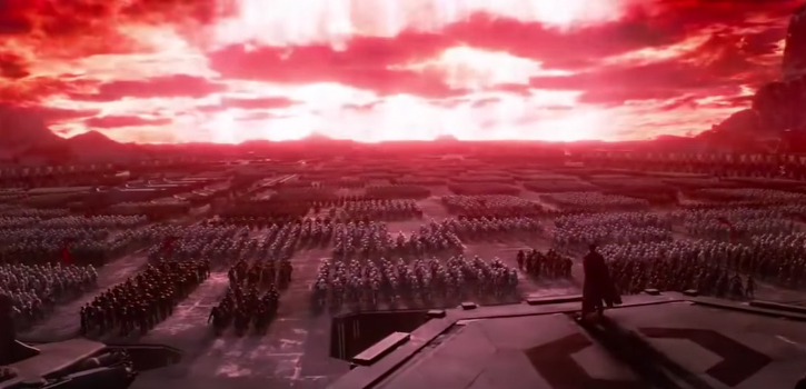Star Wars Force Awakens Starkiller