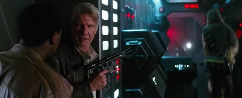 Star Wars Force Awakens TV Commercial Finn