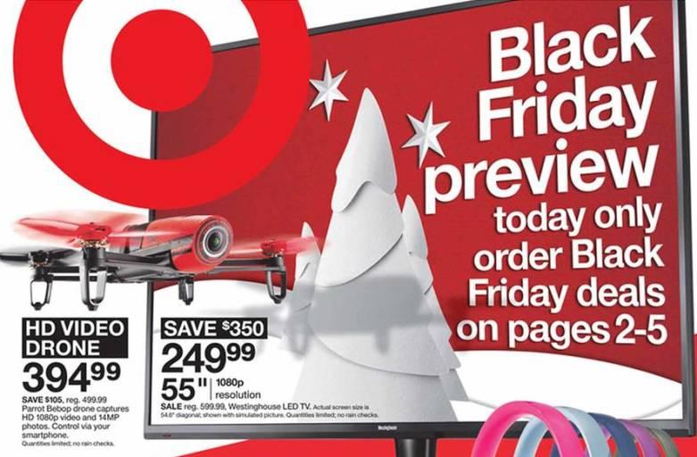 Target Full Black Friday 2015 Full Ad Leaked