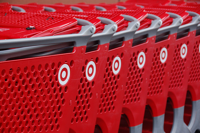 Target Pre-Black Friday Daily Sales