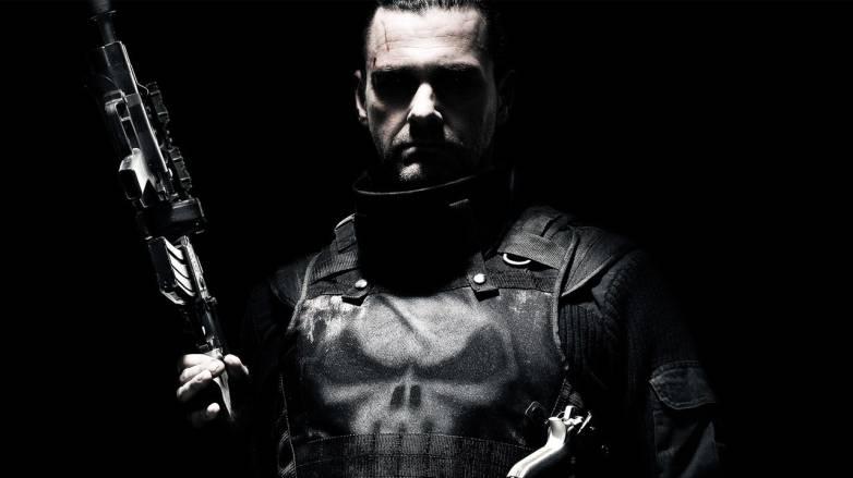 Marvel Netflix Punisher Iron Fist