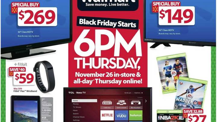 Walmart Full Black Friday 2015 Ad Leaked