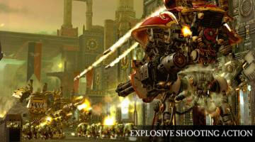 iPhone 6s 3D Touch Games Warhammer