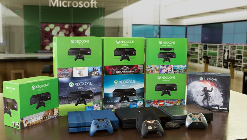 Xbox One Black Friday Bundles