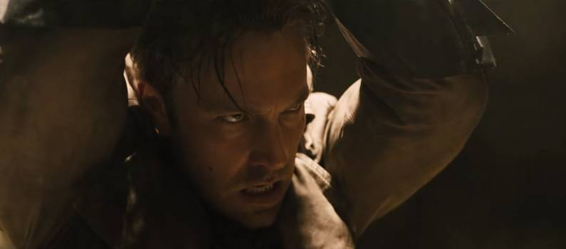 Batman v. Superman Teaser Trailer