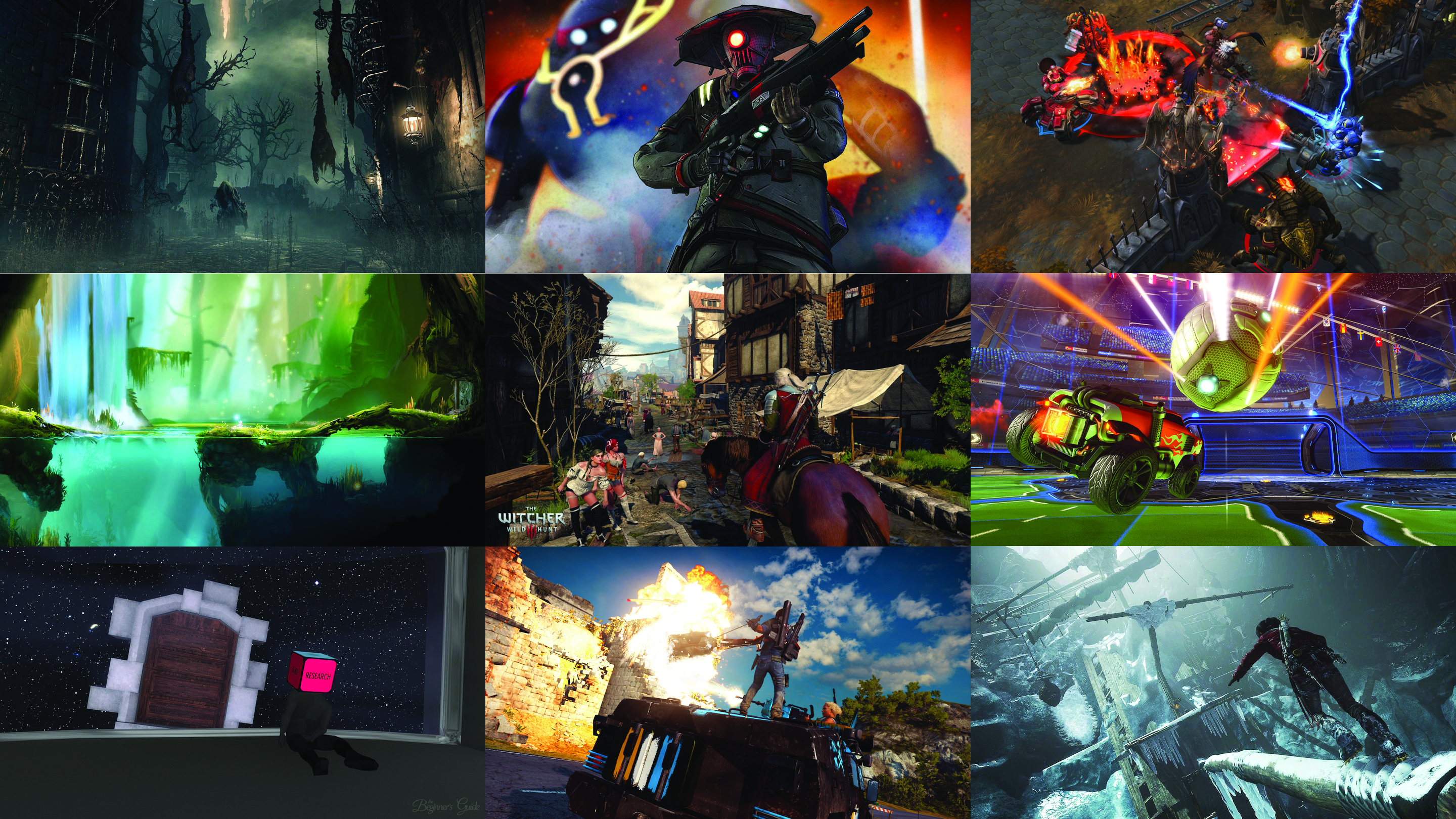 Best Games of 2015