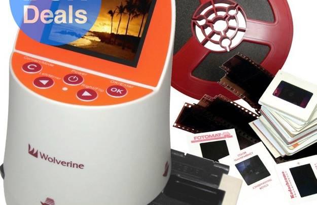 Digital film converter