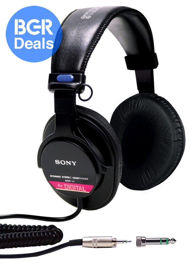 Sony MDRV6 Headphones Sale