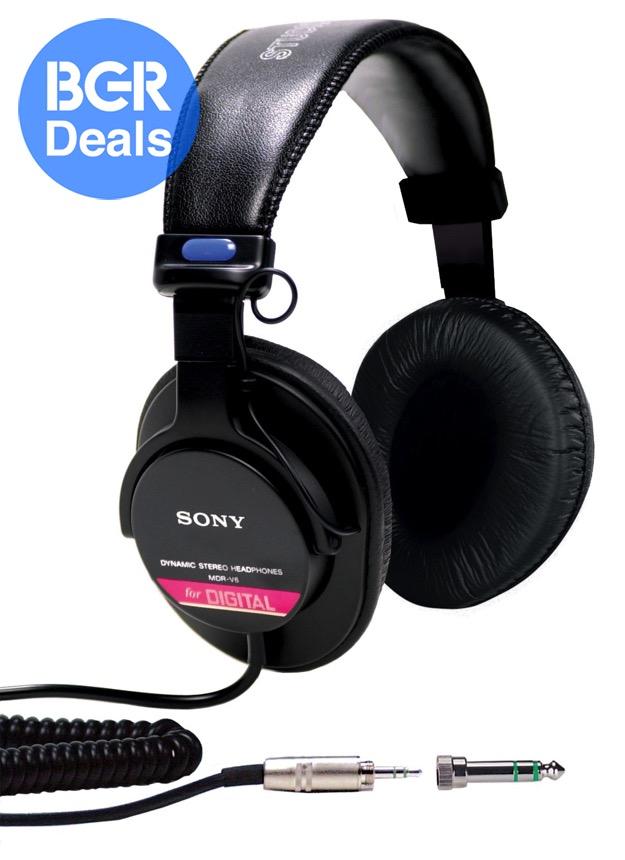Sony MDRV6 Headphones Sale