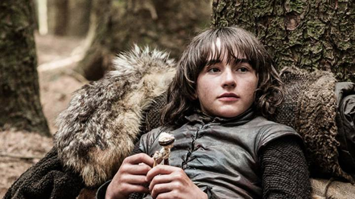 Game of Thrones Bran Night King