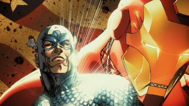 Captain America Civil War Teaser