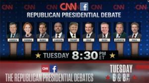 CNN GOP Debate