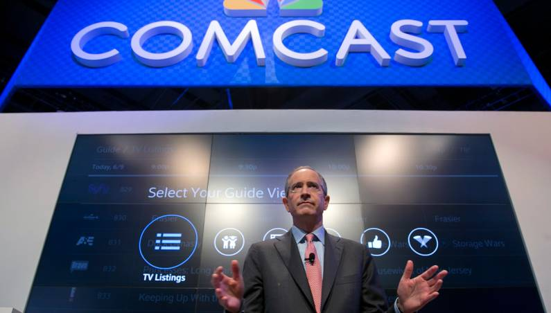 Comcast: Online TV streaming service