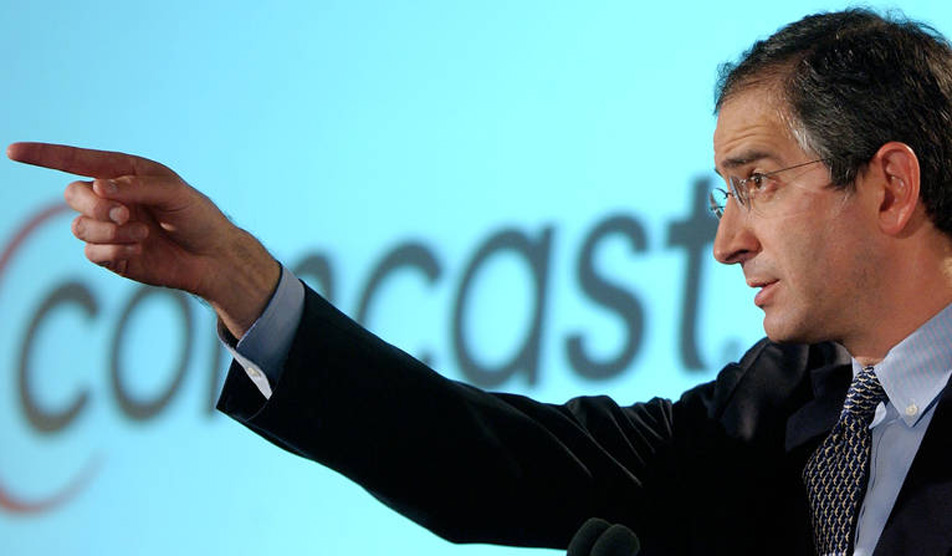 Comcast CEO Brian Roberts Interview
