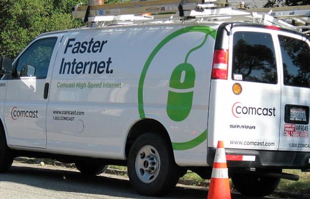 Comcast Gigabit Internet DOCSIS 3.1