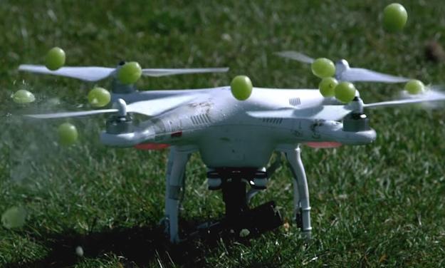 Drone Blender Video