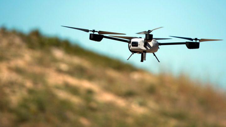 Drone Vs Drone