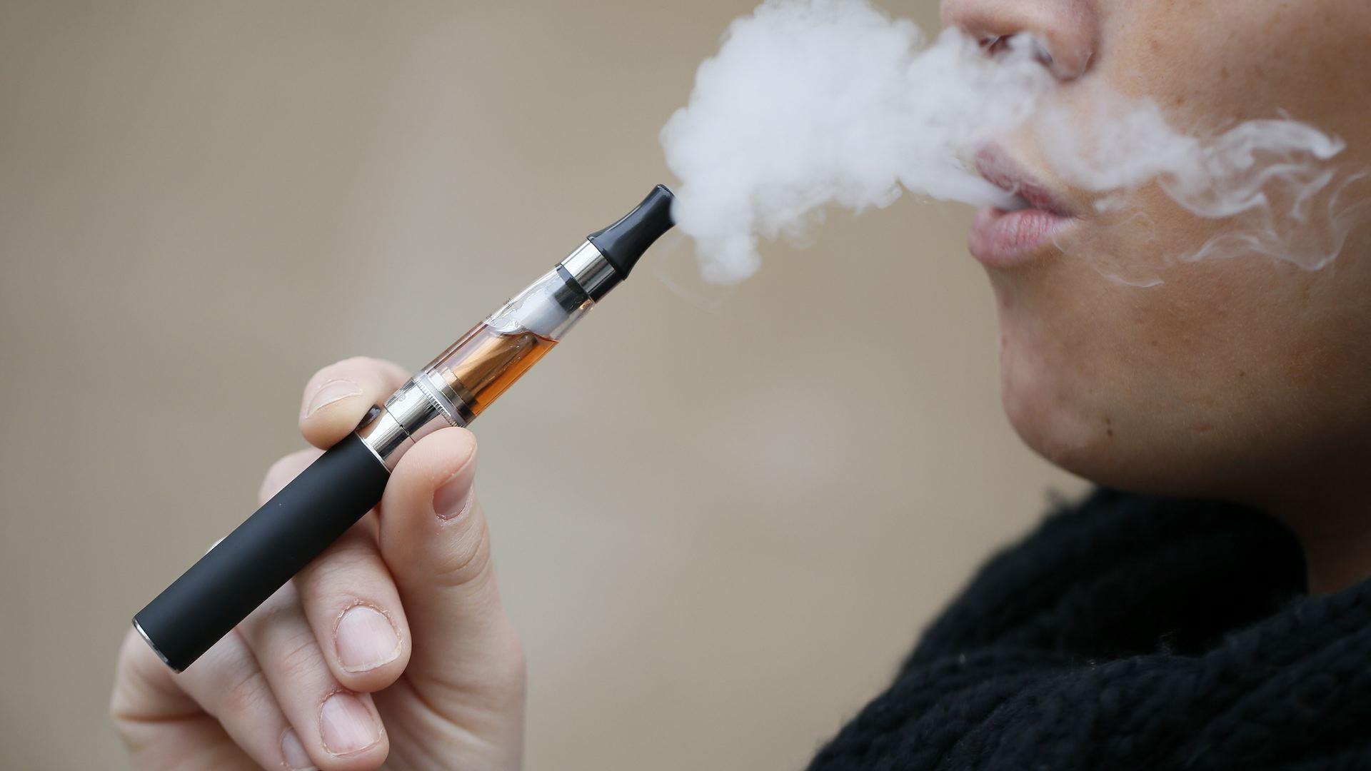 E-cigarettes Popcorn Lung Disease