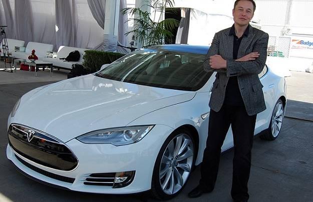 Tesla Self Driving Cars