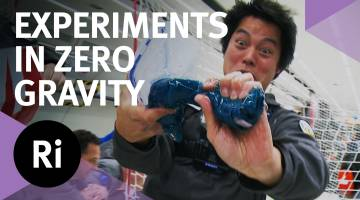 Zero Gravity Water Experiments