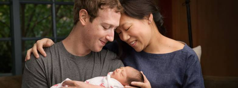 Zuckerberg Chan Facebook Charity
