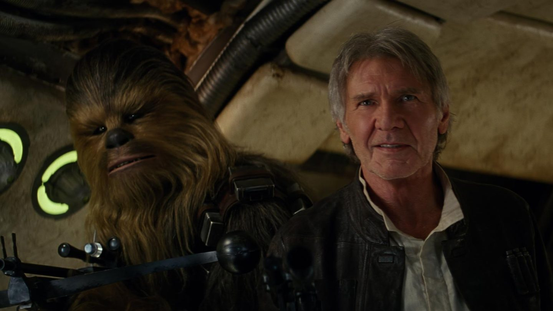 Star Wars Force Awakens Blu-ray