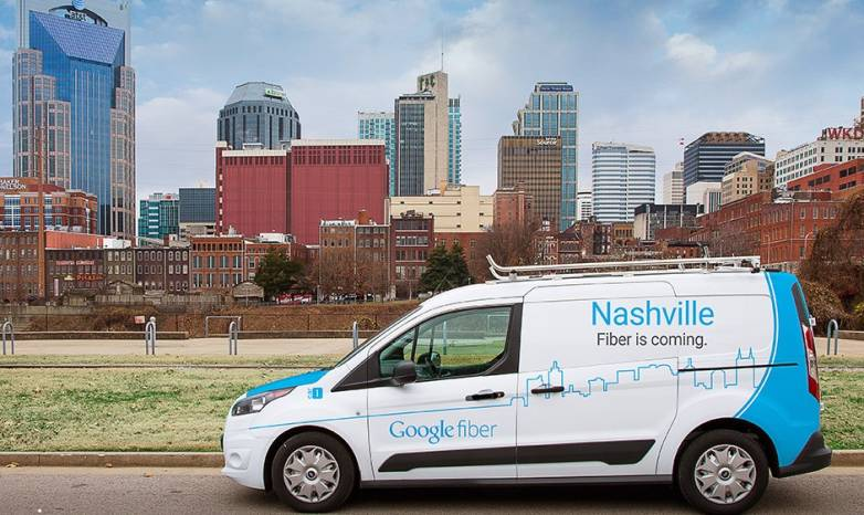 Google Fiber wireless broadband