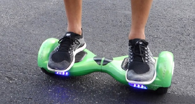 Target Temporarily Bans Hoverboards