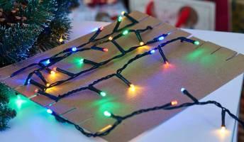 Life Hack Christmas Decorations Storage