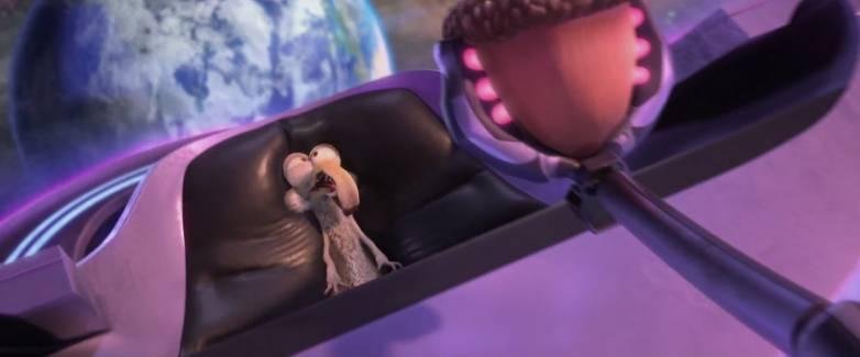 Ice Age Collision Course Trailer