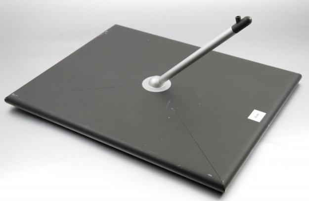 ipad kickstand prototype