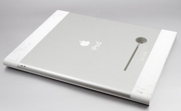 ipad tablet prototype