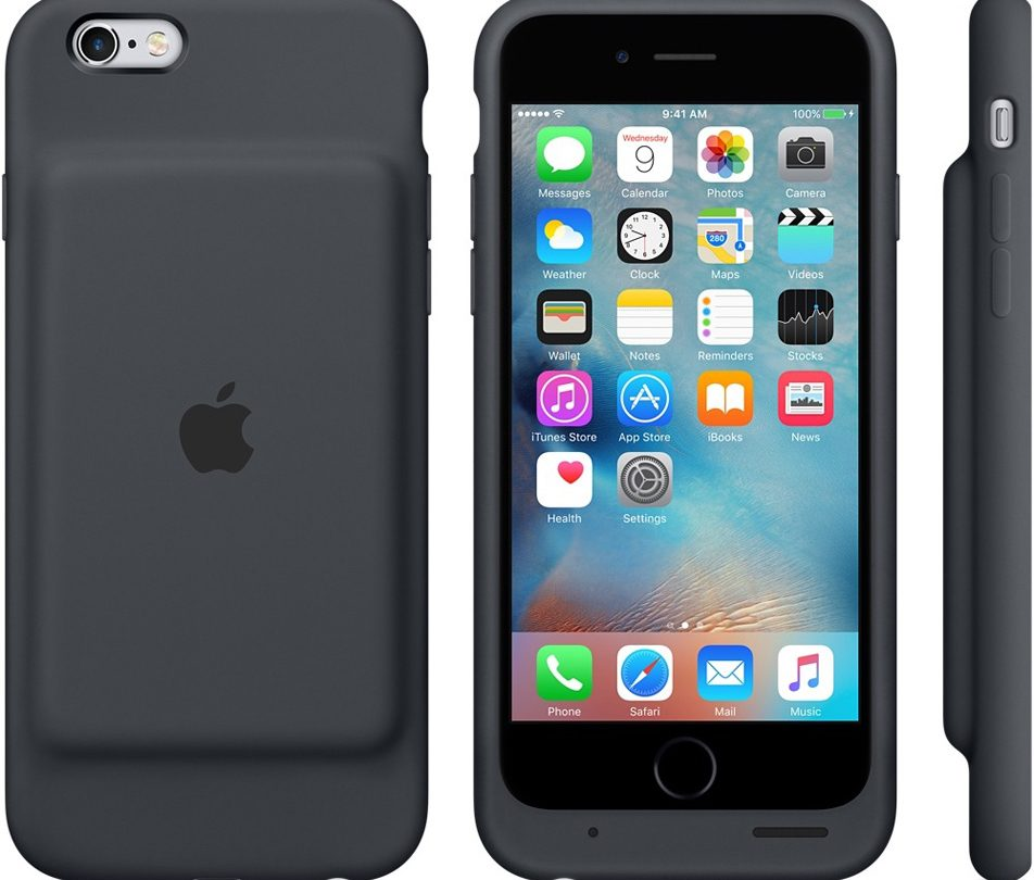 Apple iPhone Battery Case Design