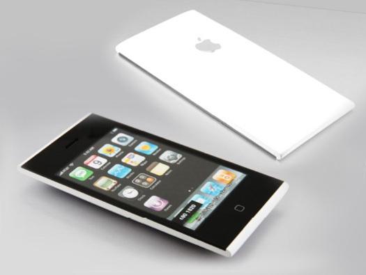 iphone prototype black and white