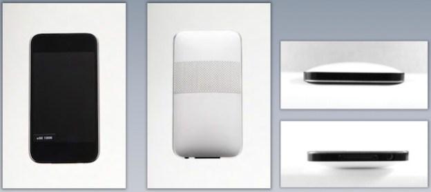 iphone prototype white strap