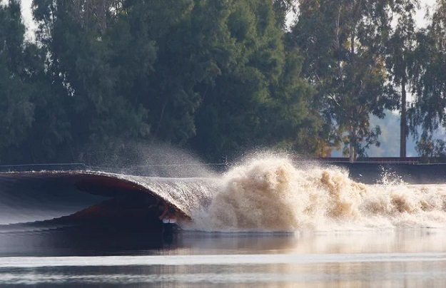 Kelly Slater Man-Made Wave