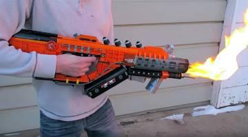 DIY Flamethrower
