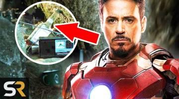 Marvel DC Movies Hidden Secrets