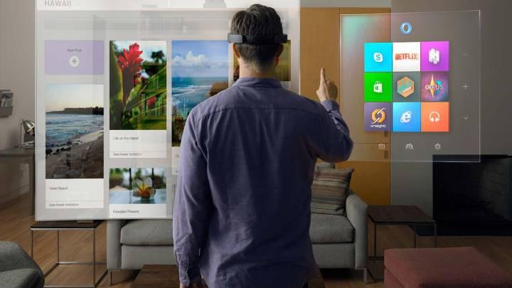 Microsoft HoloLens Hands-On Demo