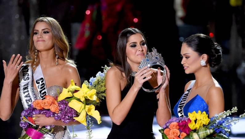 Steve Harvey Wrong Miss Universe