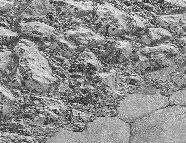 NASA Pluto Photos