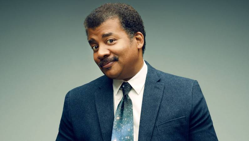 Neil deGrasse Tyson Vs. B.o.B. Mic Drop